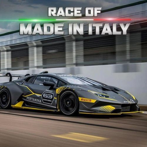 Race of made in italy