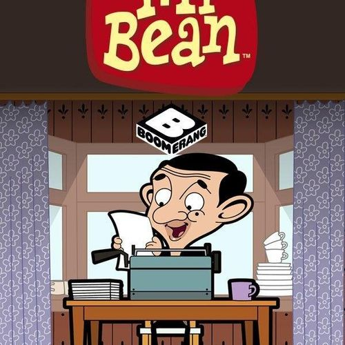 The mr. bean animated series s1e1