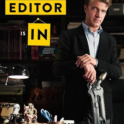 The editor is in s1e8