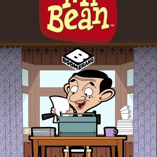 The mr. bean animated series s2e1