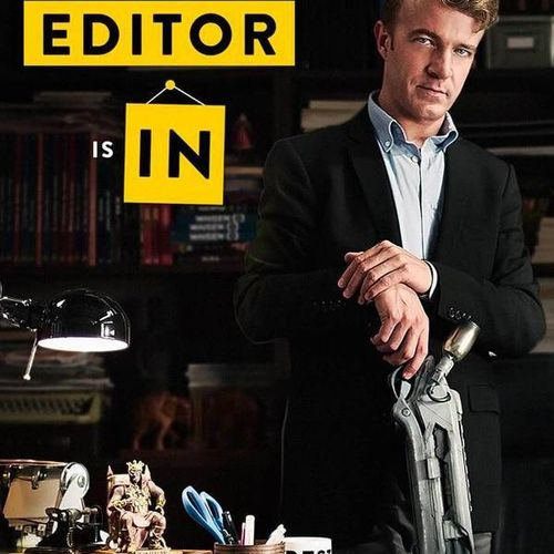 The editor is in s1e12