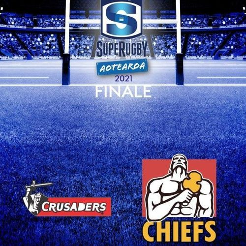 Crusaders - chiefs. finale s2e0