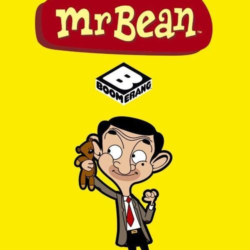 The mr. bean animated series s1e4