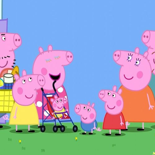 Peppa pig - s8e10 - buttercups daisies and dandelions